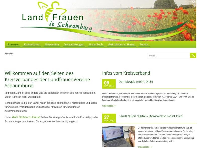 Kreisverband der LandfrauenVereine Schaumburg