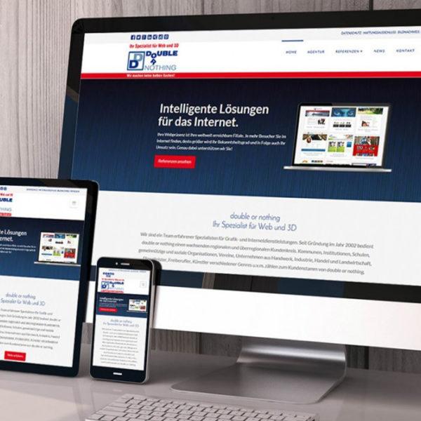 Blog: Responsive Webdesign - optimiert für alle Geräte