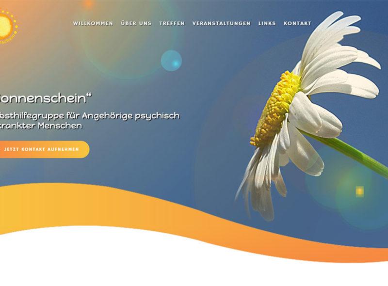 SHG Sonnenschein - Selbsthilfegruppe für Angehörige psychisch erkrankter Menschen