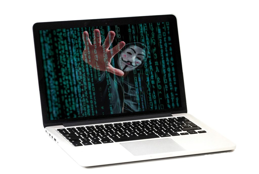 Blog: Hackerangriff auf Laptop