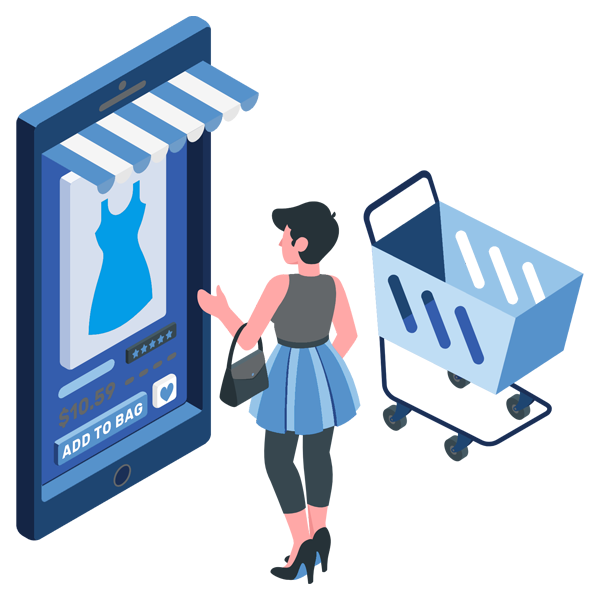 Online-Shop-Entwicklung