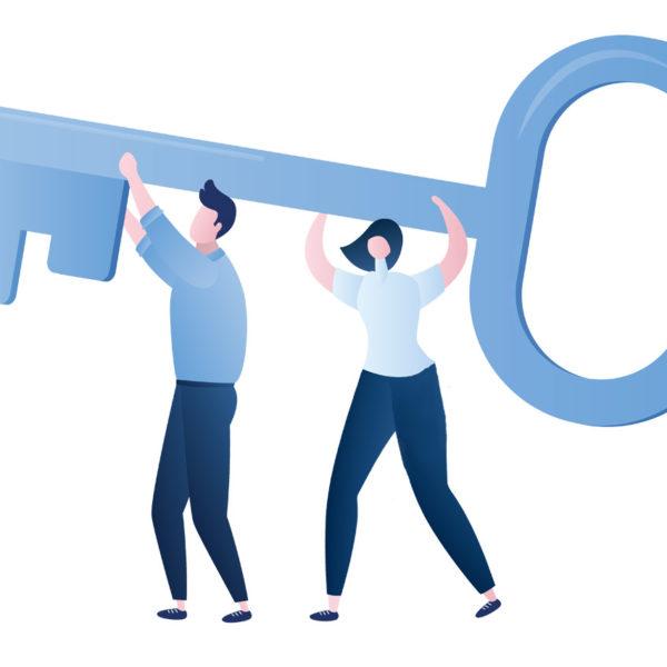 double or nothing - Mit dem Schlüssel zum Internet