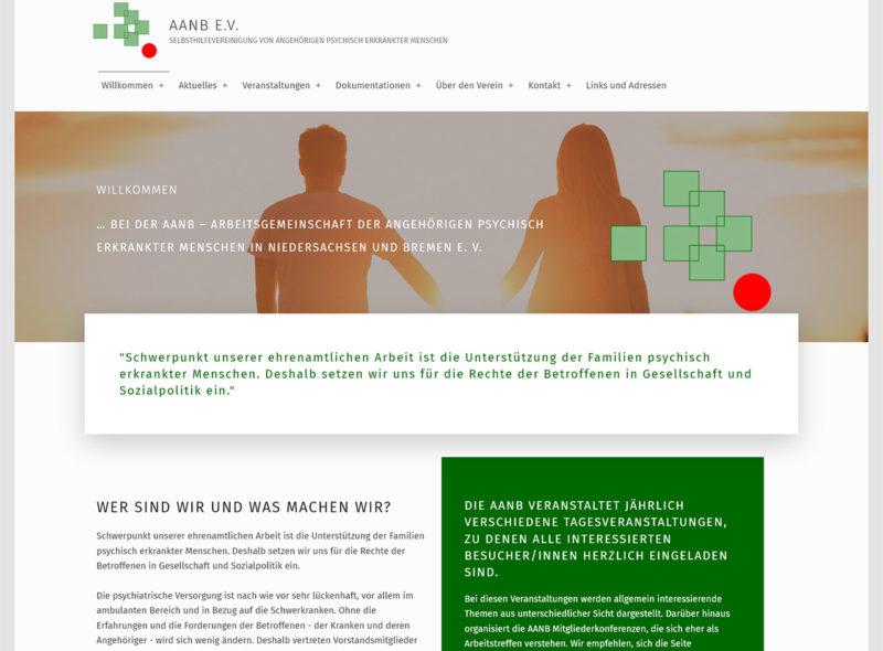 AANB e.V. Selbsthilfevereinigung von Angehörigen psychisch erkrankter Menschen