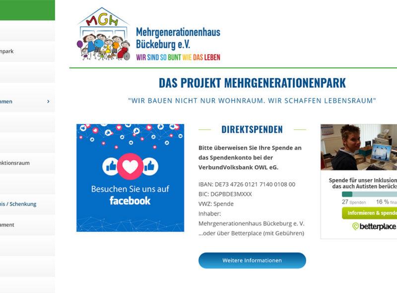 Mehrgenerationenhaus Bückeburg e.V. - Wir sind so bunt wie das Leben