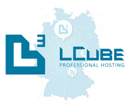 LCube - Professional Hosting, made in Germany