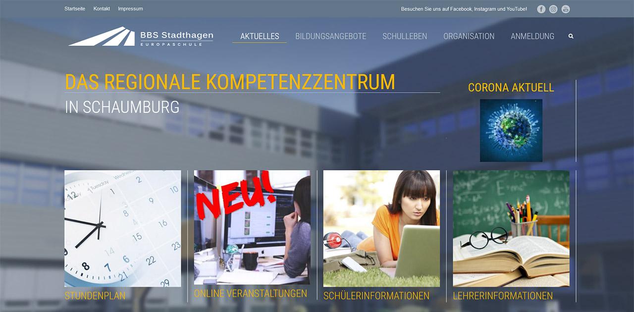 BBS Stadthagen: Das regionale Kompetenzzentrum in Schaumburg