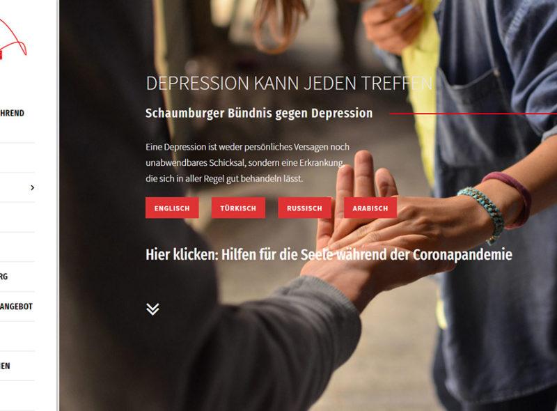 Schaumburger Bündnis gegen Depression