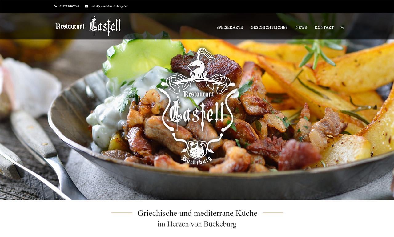Castell Bückeburg - Griechische und mediterrane Küche