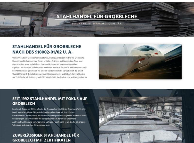 Grobblechservice Stünkel GmbH, Isernhagen