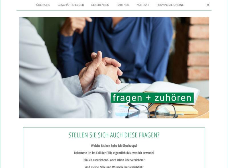 Henneking & Hahn OHG in Minden: Versicherung ist Vertrauenssache