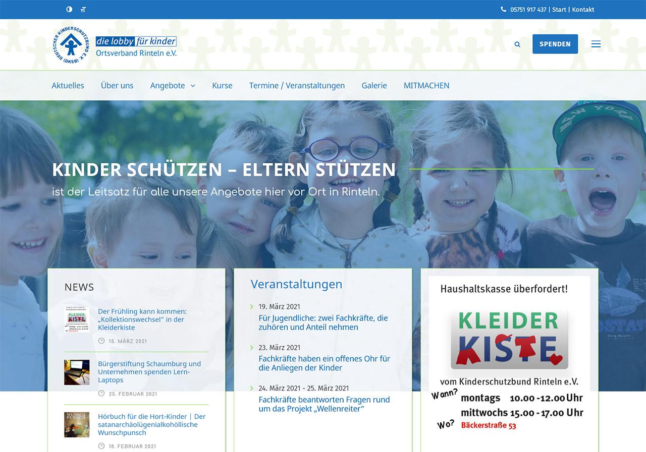 Deutscher Kinderschutzbund Ortsverband Rinteln e.V.