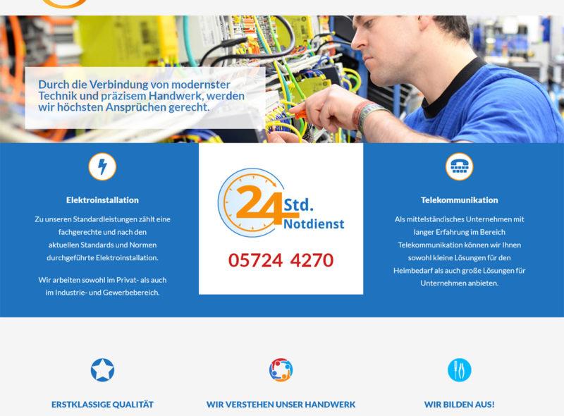 Klaus Scholz Elektrotechnik GmbH: Präzises Handwerk - modernste Technik