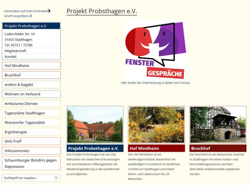 Projekt Probsthagen e.V.