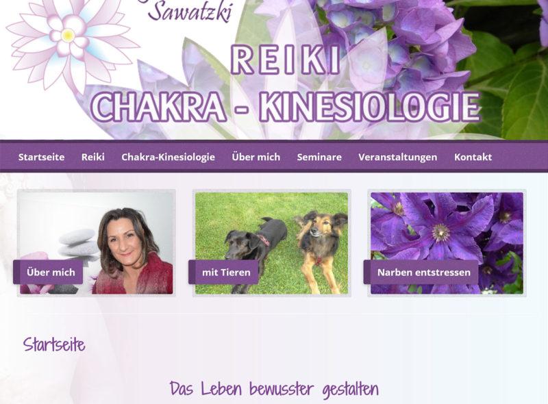 Reiki Auhagen, Tatjana Sawatzki