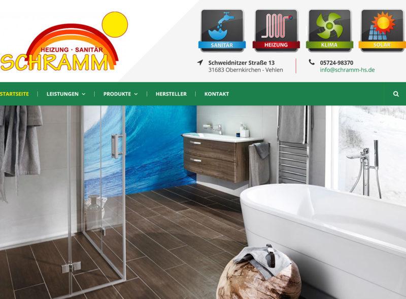 Schramm GmbH & Co. KG - Heizung und Sanitär