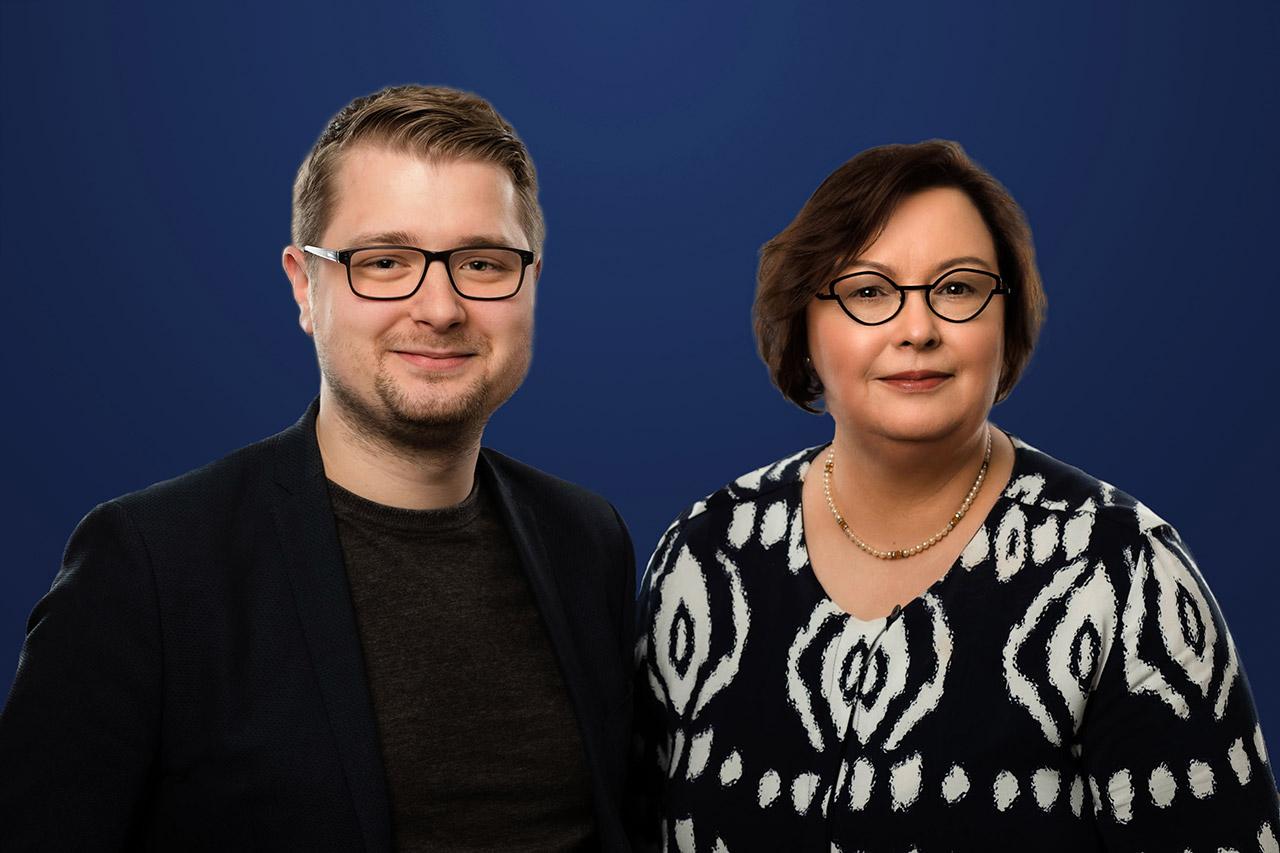 26.03.2021: Steffen Schiffel und Kerstin Thieler