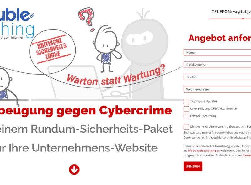 Websiteguard.de - Rundum-Sicherheits-Paket für Ihre Unternehmens-Website
