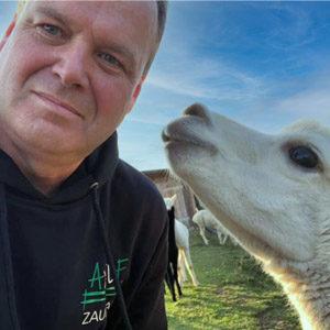 Axel Friedrichsmeier: Ich baue Zäune für Menschen mit Tieren