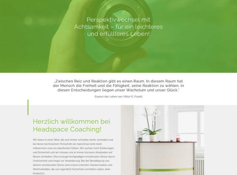 Headspace Coaching | Institut für Achtsamkeit und Potenzialentfaltung