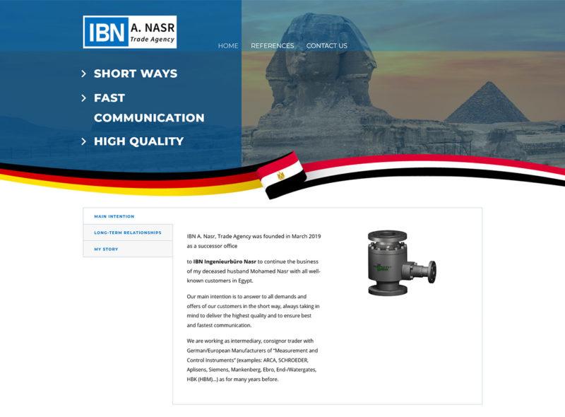 IBN Nasr Handelsagentur
